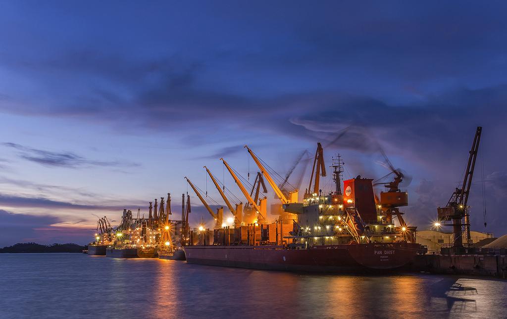 中国·北海国家级综合保税区项目